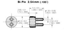 Lamp Socket 125-2E