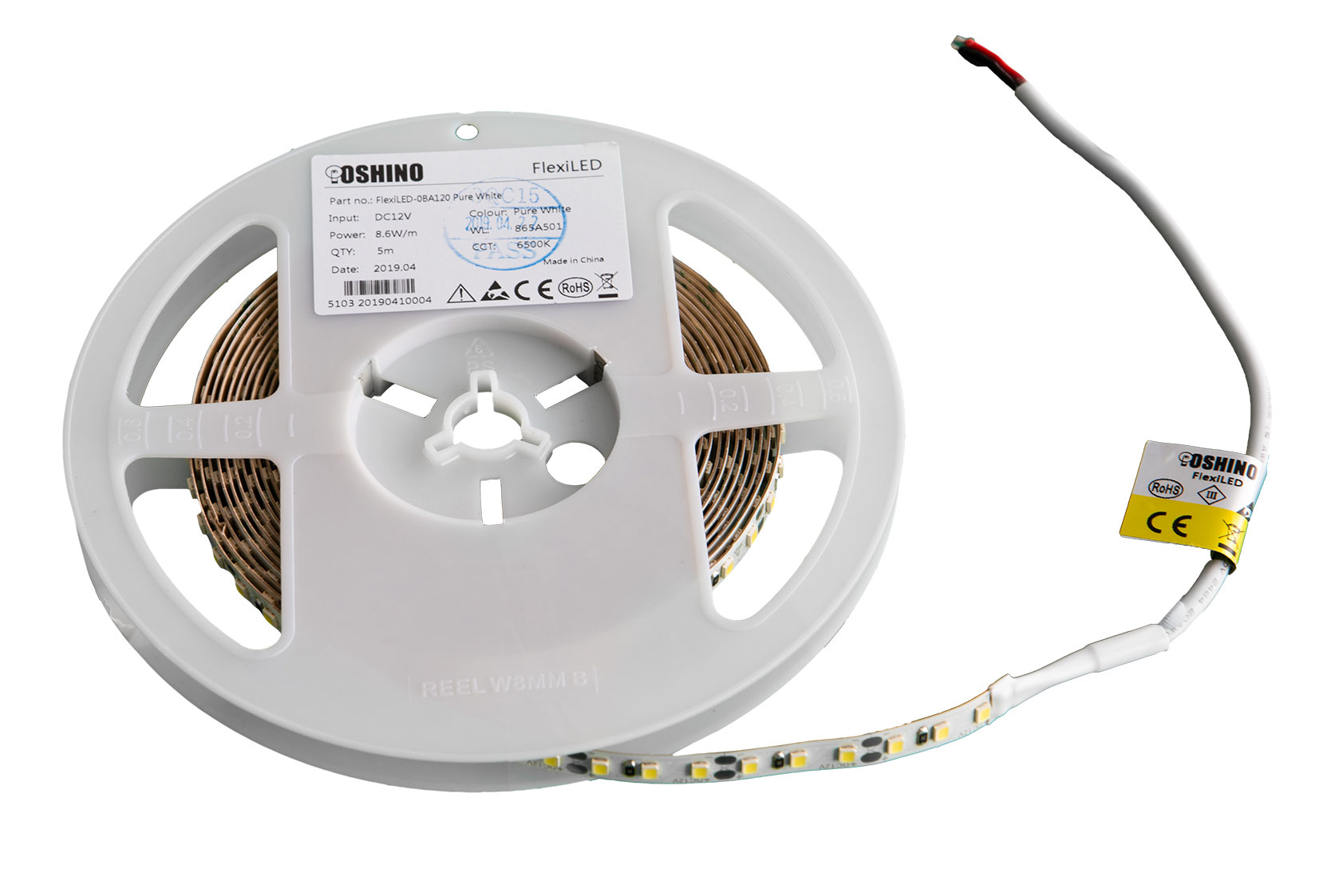 FlexiLED-0BA120 Indoor Pure White