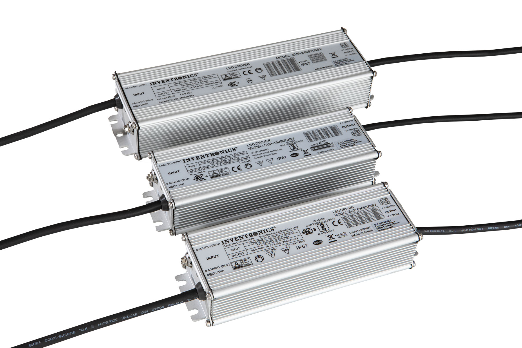 EUP LED drivers 150/700